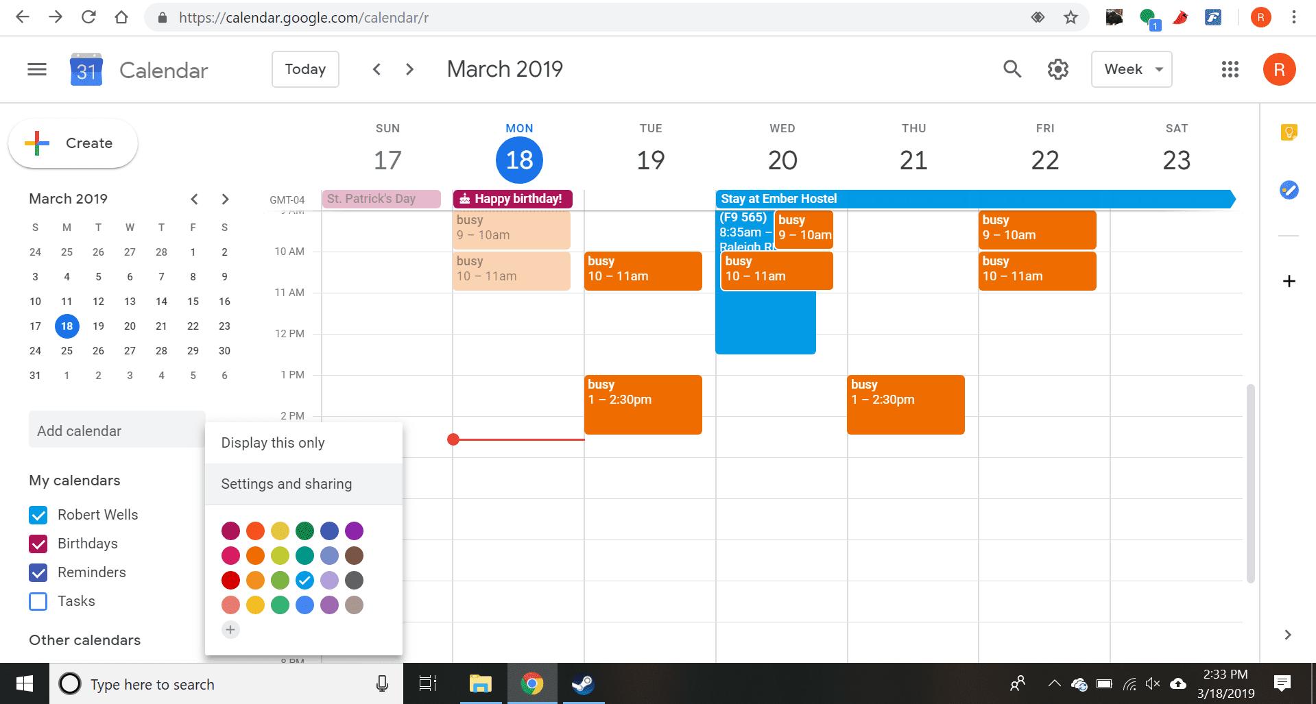 Shared Calendar Icon.How To Copy Google Calendar Events To Another Google Calendar