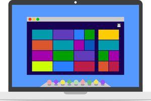 VirtualBox is a leading virtual machine application.