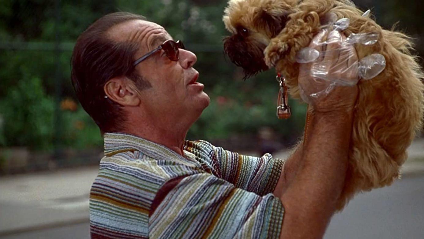 Jack Nicholson in 'As Good As It Gets.'