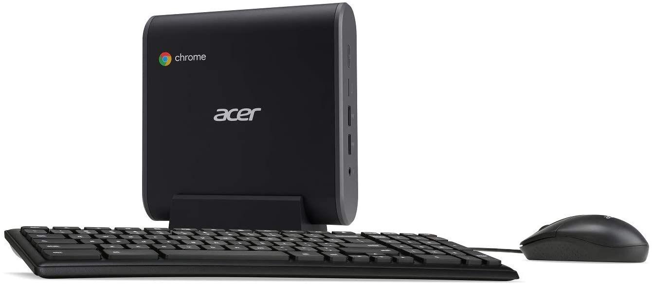 The Acer Chromebox CXI3 is a nice little ChromeOS computer.