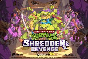 Coverart for Teenage Mutant Ninja Turtles: Shredders Revenge