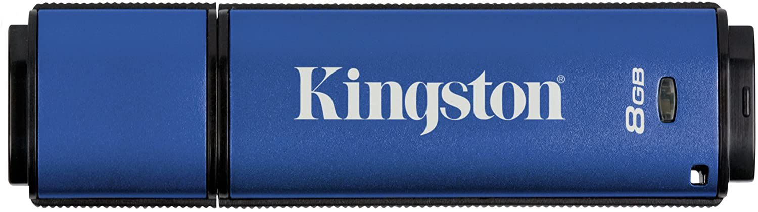 The Kingston Data Traveler is our pick for best security USB Flash Drive.