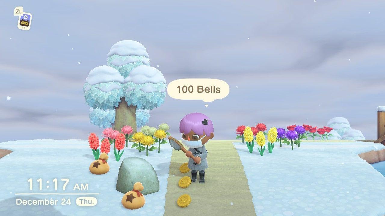 Animal Crossing: New Horizons money rock