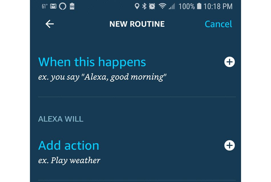 Control Your Smart Home With the Alexa App for Android