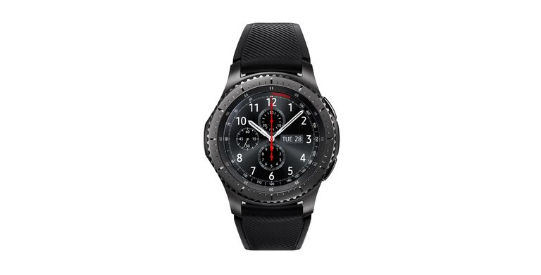 Samsung Gear S3 smartwatch (Frontier design)