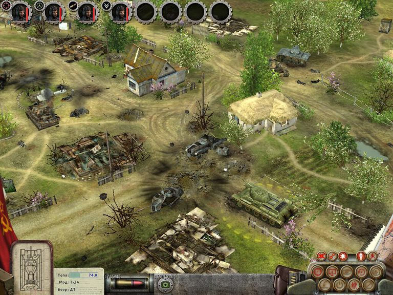 Top 17 World War II Real-Time Strategy PC Games