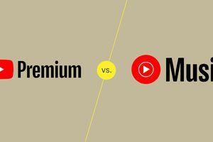 YouTube Premium vs YouTube Music