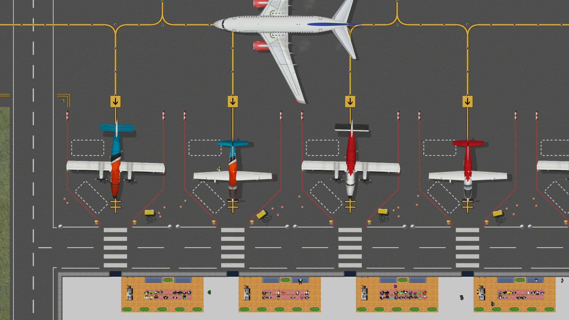 The 5 Best Airport Simulation Games