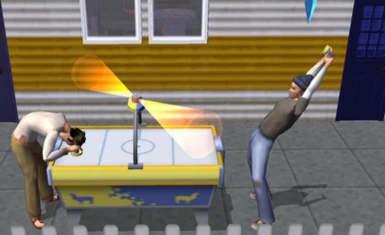 The Sims: Bustin' Out for PlayStation 2
