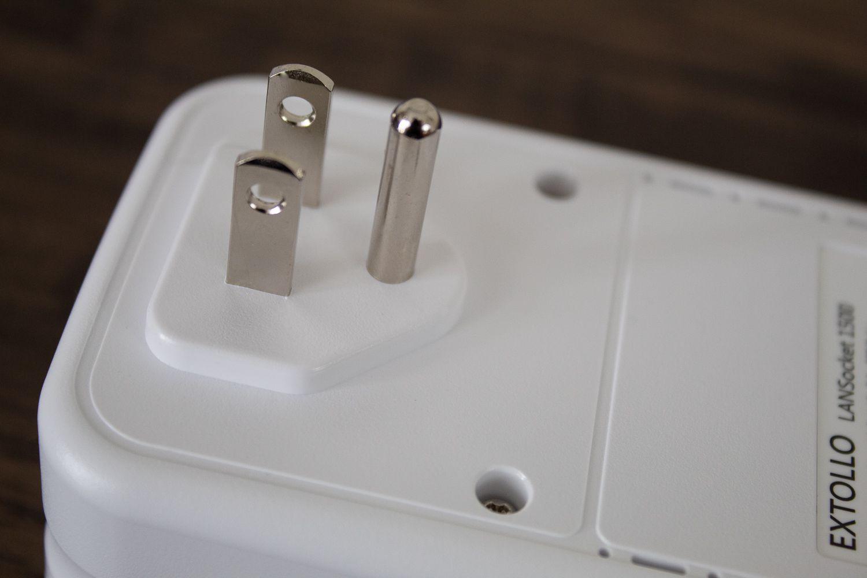 Extollo LANSocket 1500 Powerline Adapter Kit