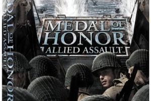Medal of Honor game cover