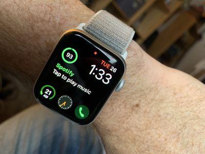 AQI Complication on Apple Watch
