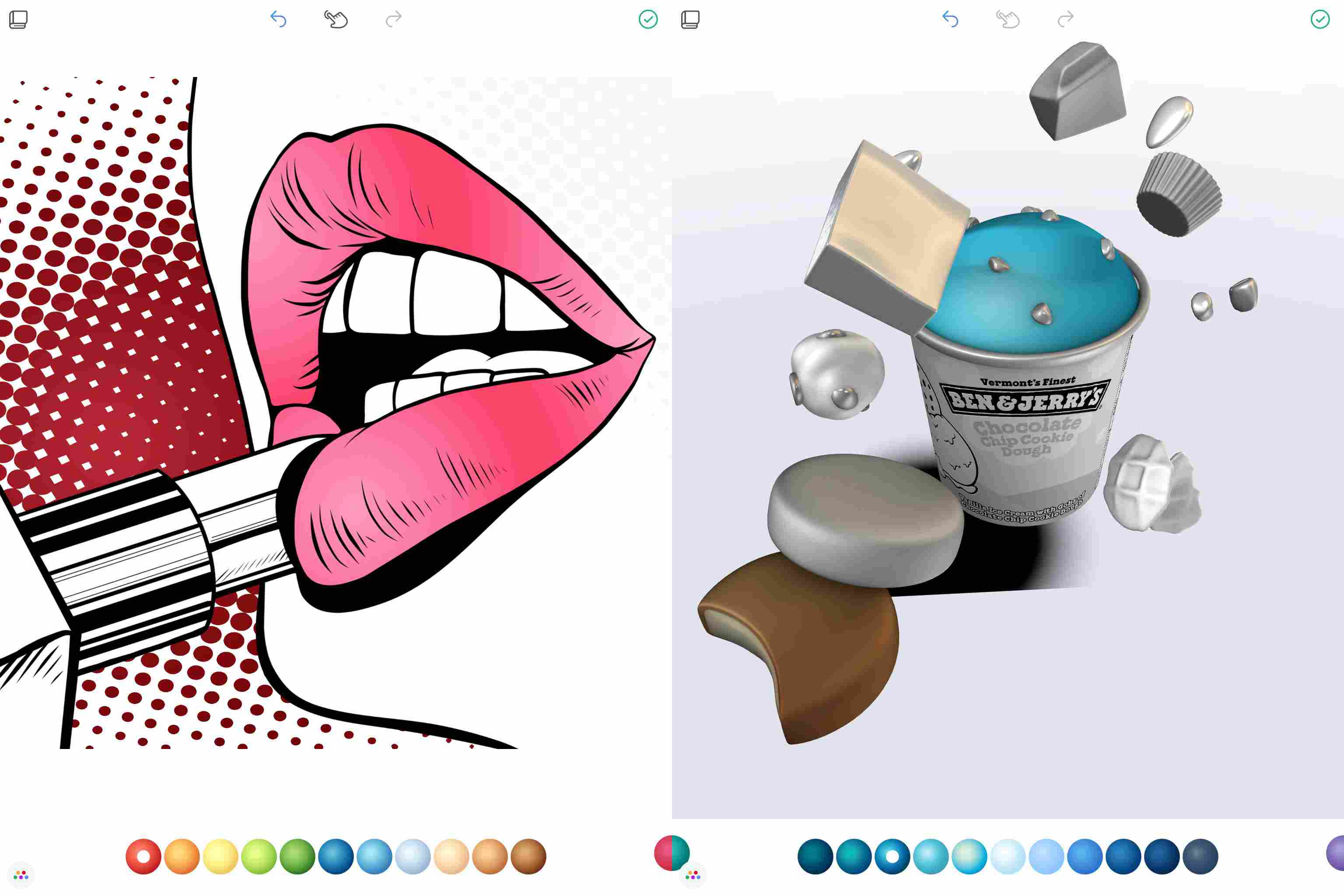 The 6 Best Coloring Apps For Adults For 2021