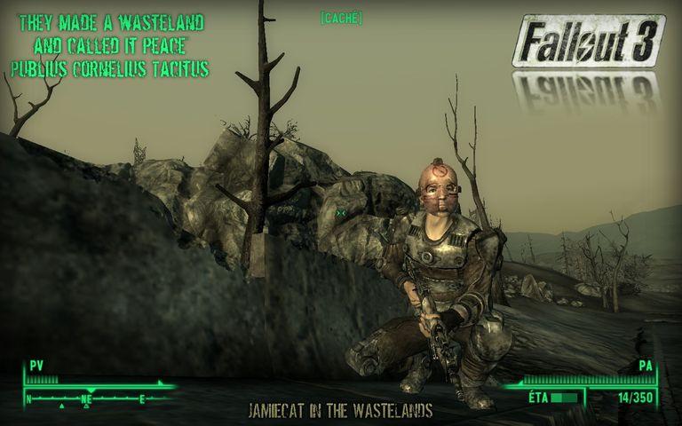 The game Fallout 3 screenshot