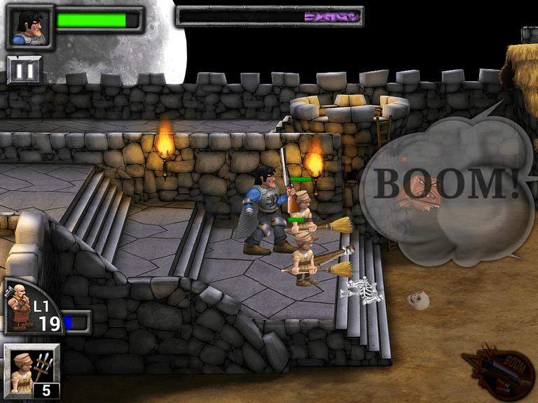 Army of Darkness HD screenshot