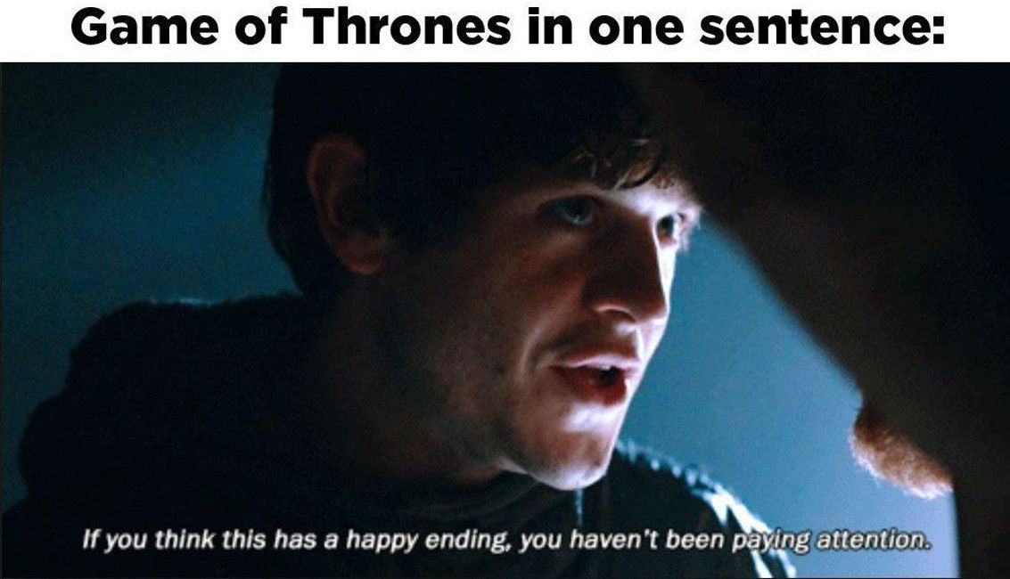 The 20 Best Game Of Thrones Memes