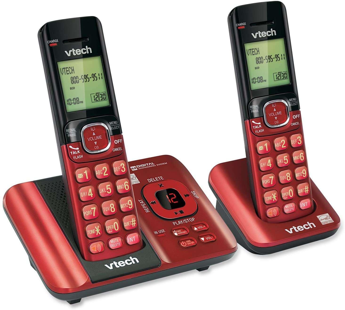 VTech CS6529-26 DECT 6.0 Phone