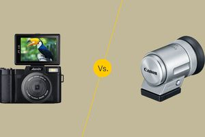 LCD vs. Electronic Viewfinder