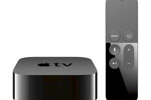 Apple TV Media Streamer Set-top Box - 2015 Version