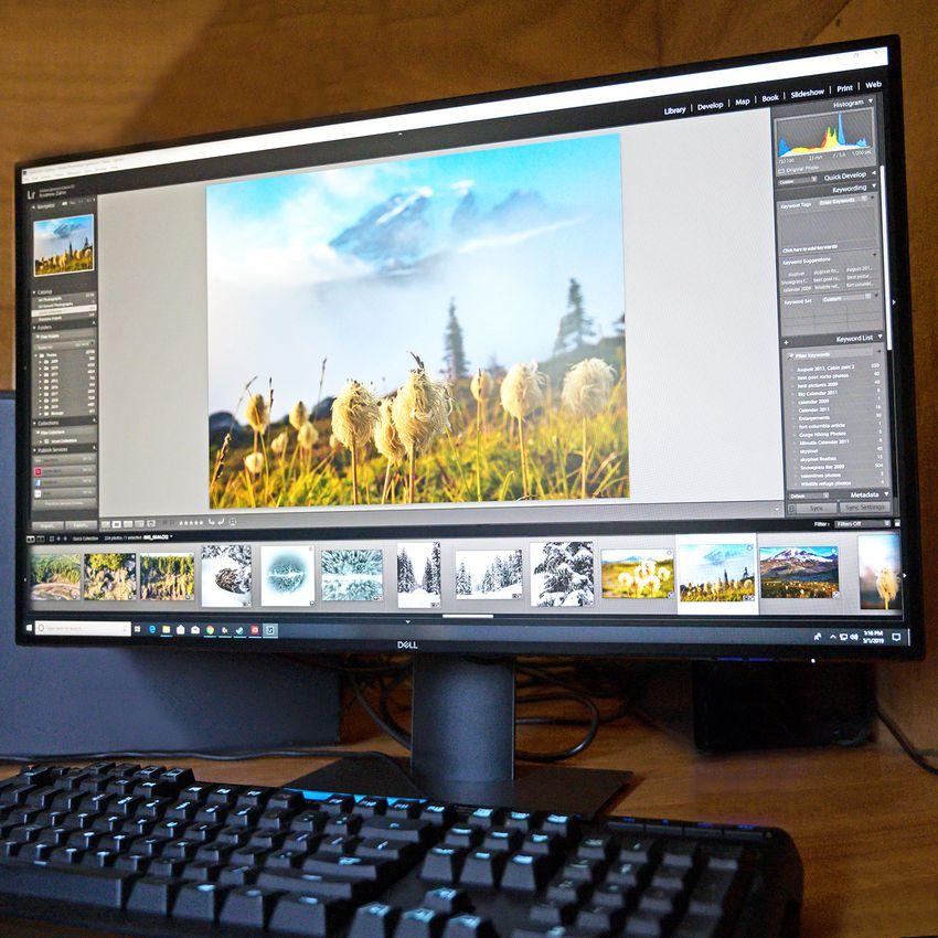 Dell Ultrasharp U2719DX