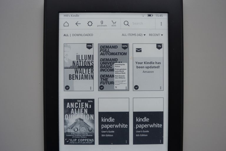 how to permanently delete items from kindle
