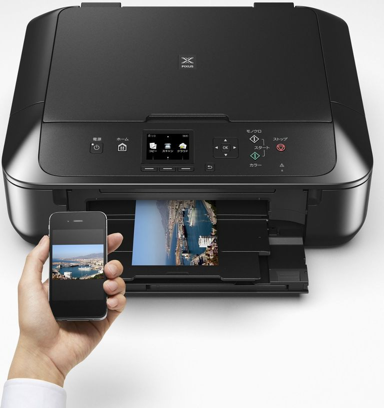 Canons Pixma Mg5720 Wireless Inkjet All In One Printer