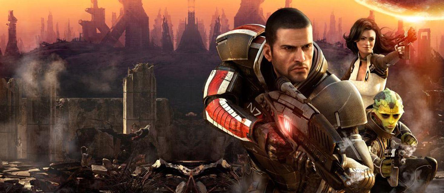 Mass Effect 2 Offline RPG