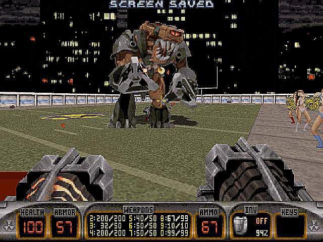 Duke Nukem 3D Overview