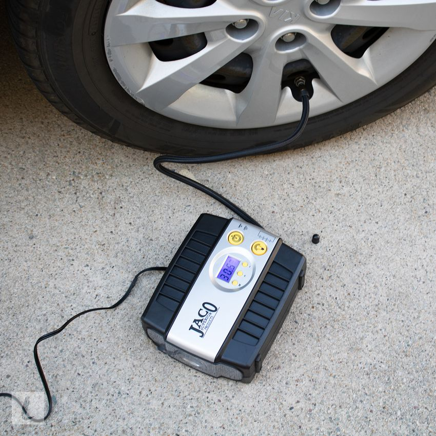 Jaco SmartPro Digital Tire Inflator