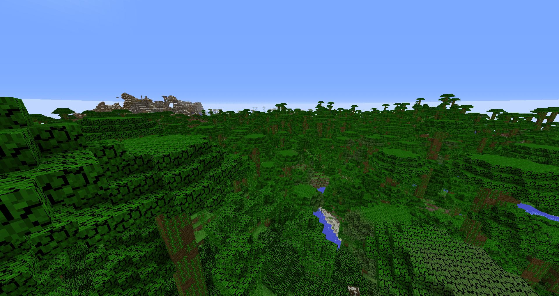 Minecraft Biomes Explained: Jungle Biome