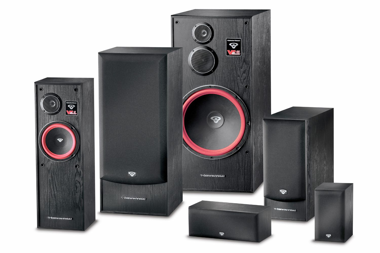 Cerwin Vega VE Series Speaker Family