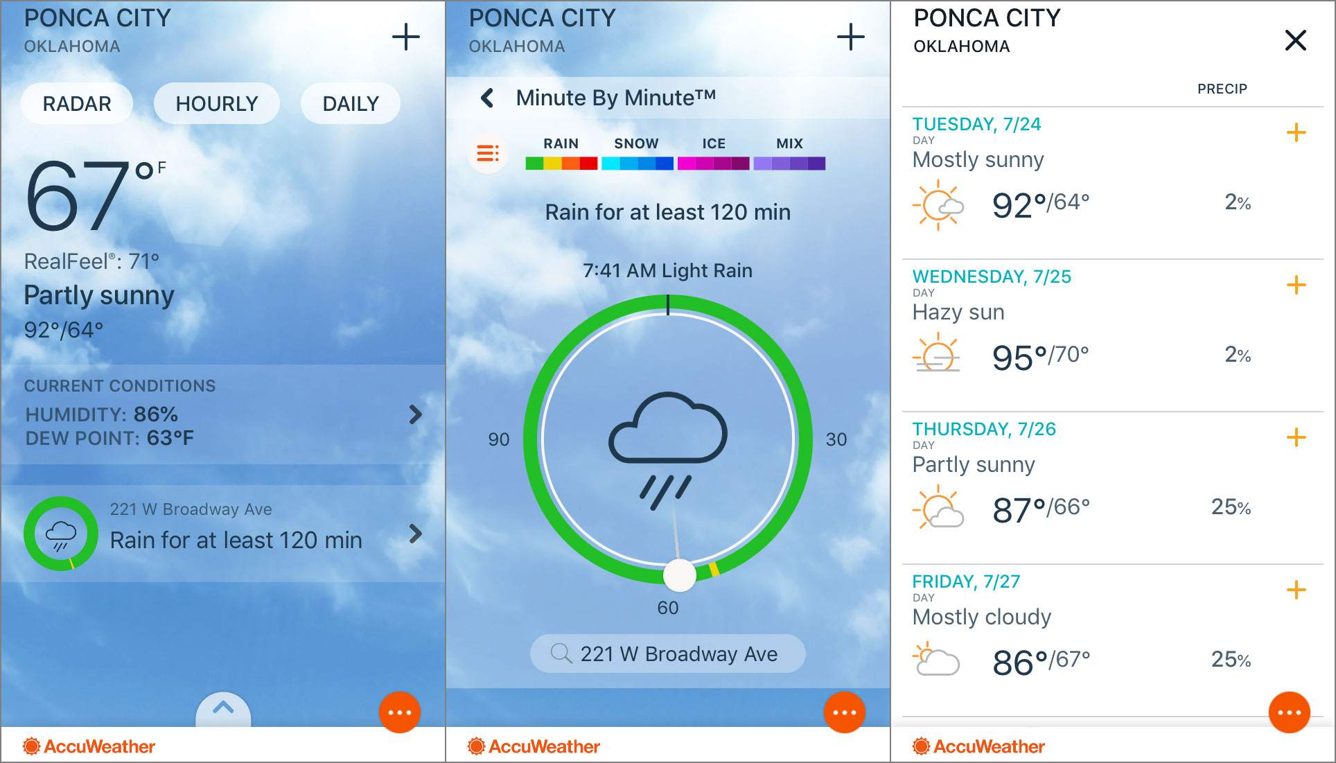 The 6 Best Weather Apps For Your Phone in 2019