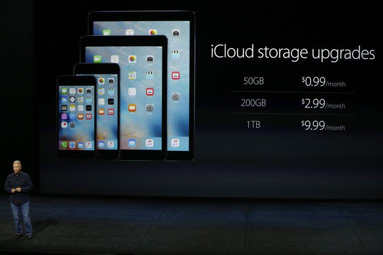 icloud storage