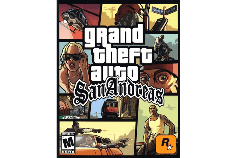 <b>GTA</b>: <b>San Andreas Cheats</b> (PC Edition)