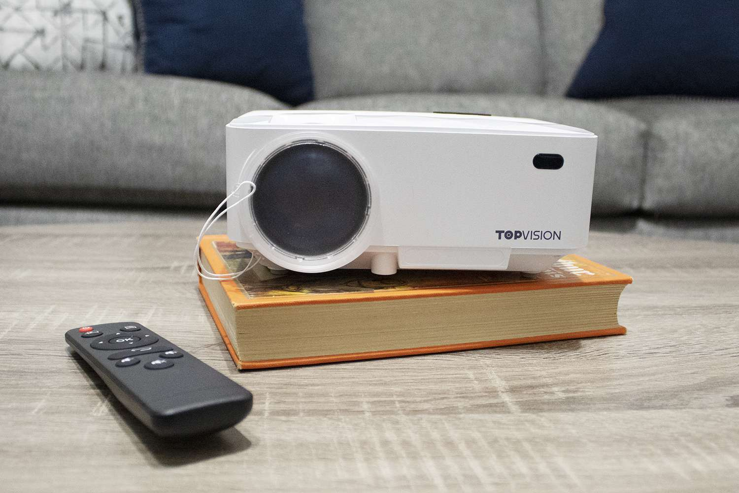 Top Vision T21 Projector
