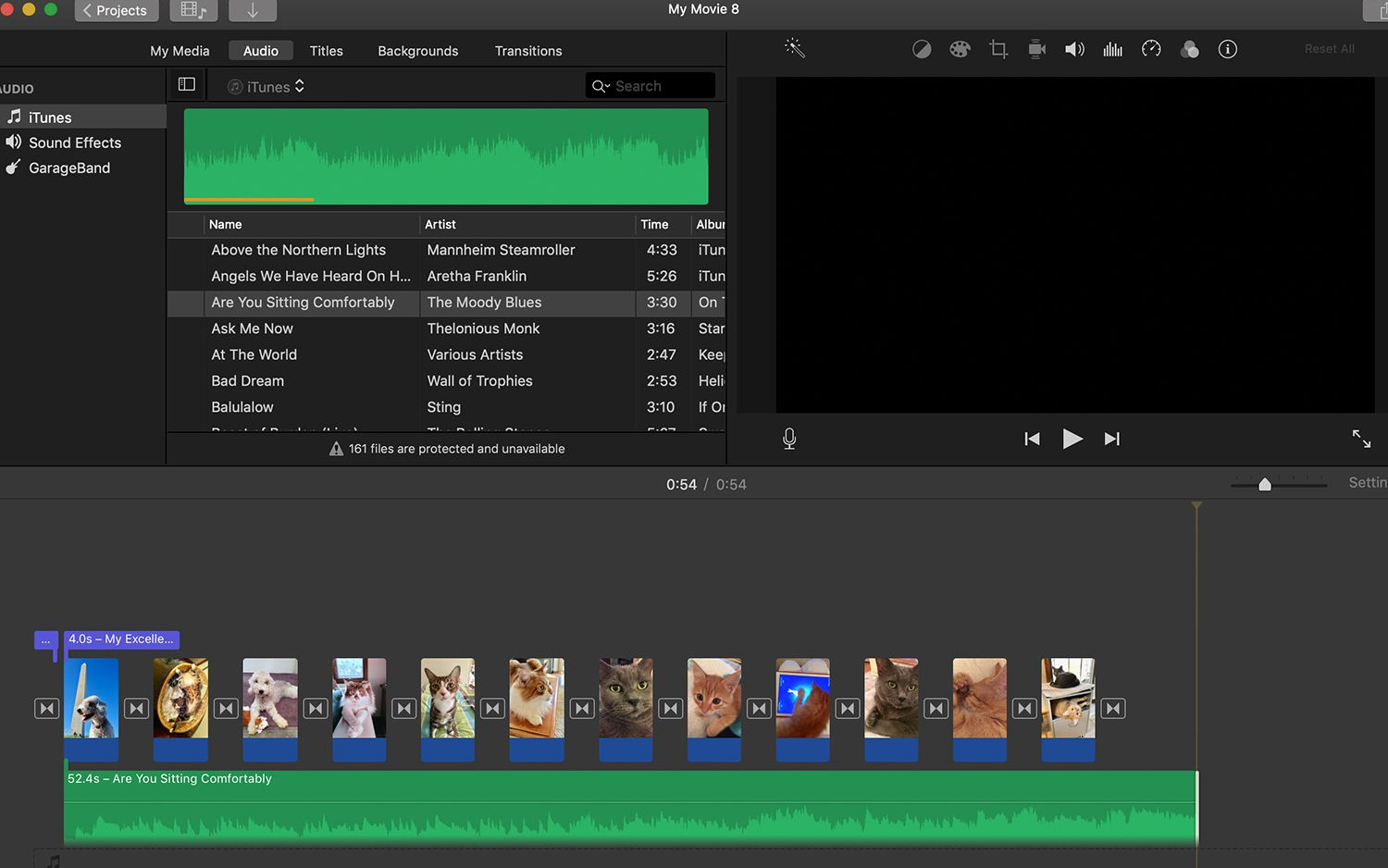 Create a Photomontage With iMovie