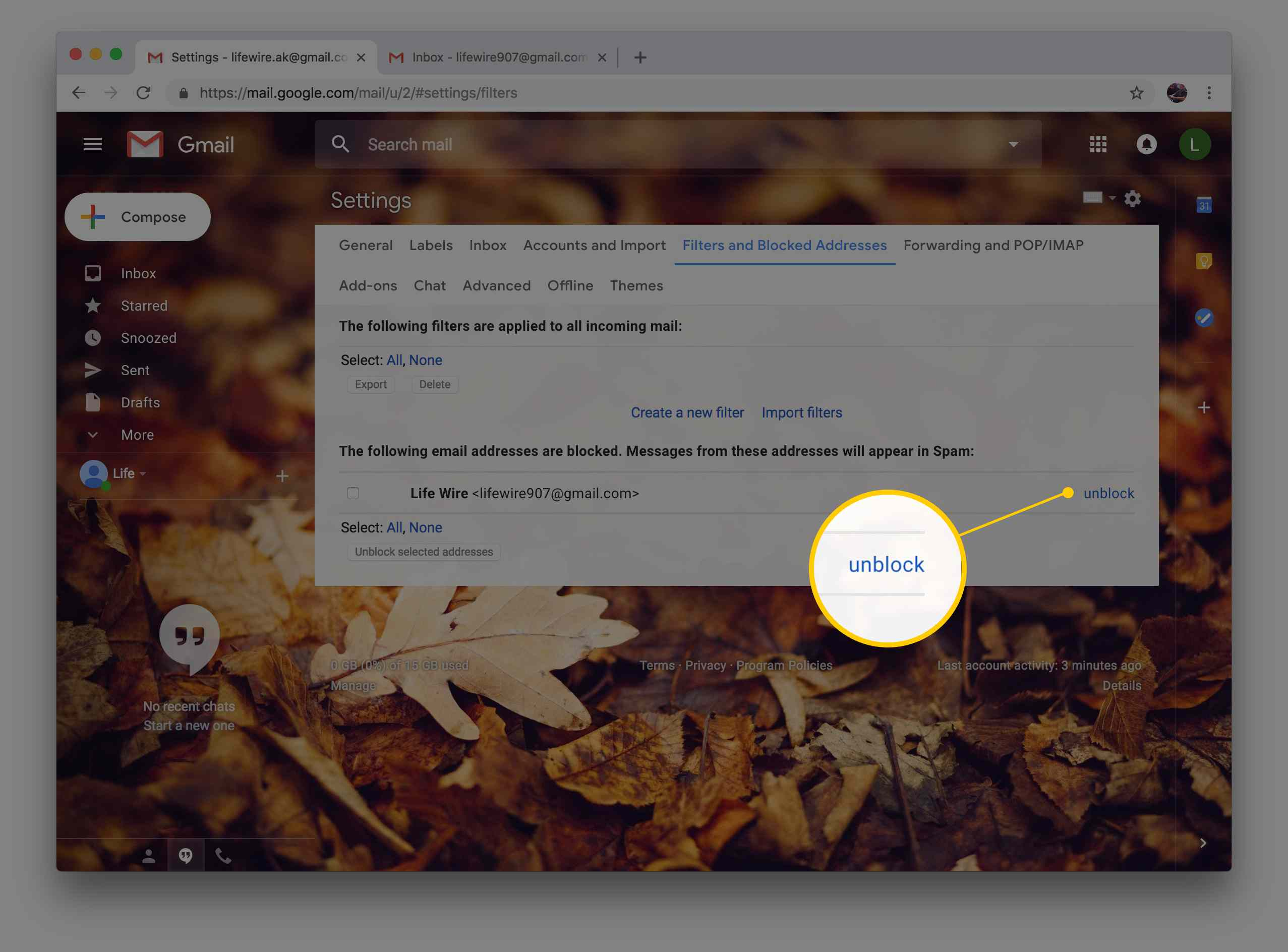 How to Block Emails in Gmail