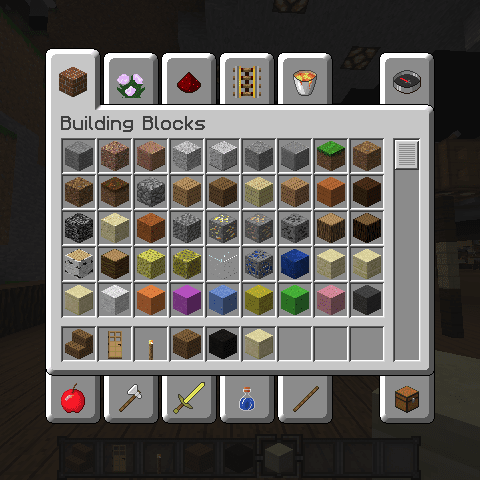 minecraft beta 1.8 1 too many items download