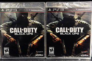 Call of Duty: Black Ops in original packaging