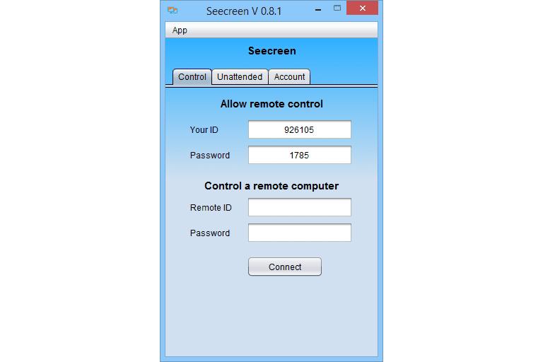 Seecreen v0.8.1