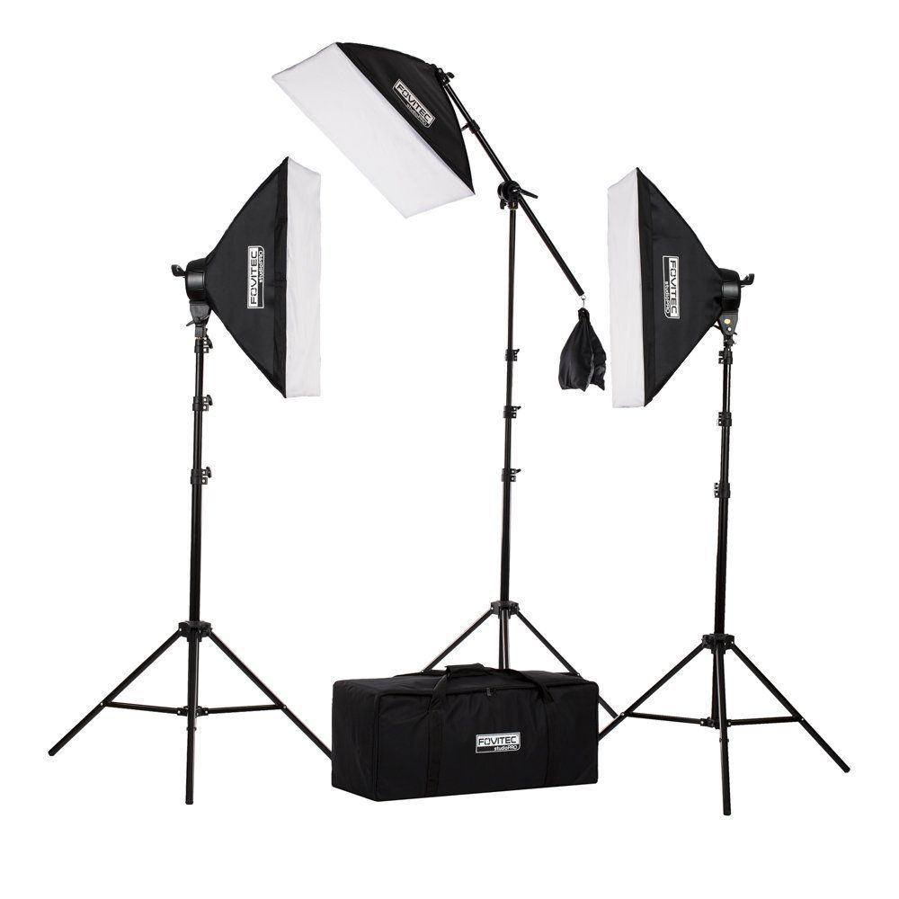 The 7 Best Studio Light Kits For Photographers To Buy In 2018 Soft Start Flash Lights