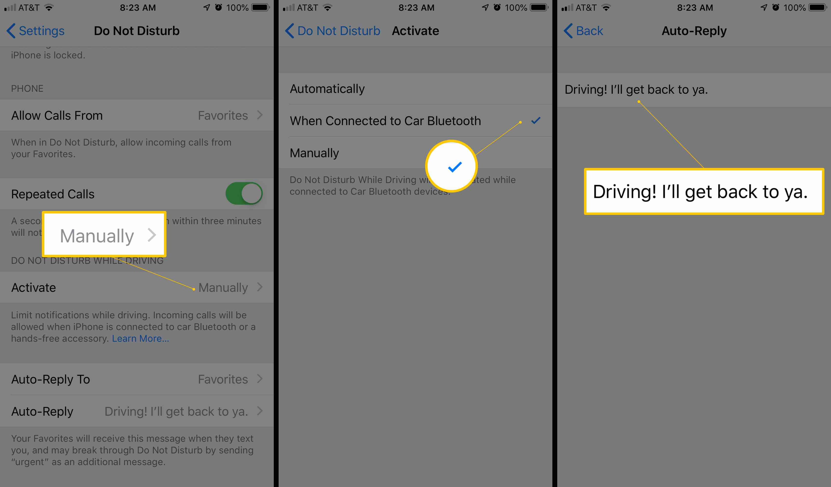 How to Set Up and Use Do Not Disturb on iPhone and Apple Watch