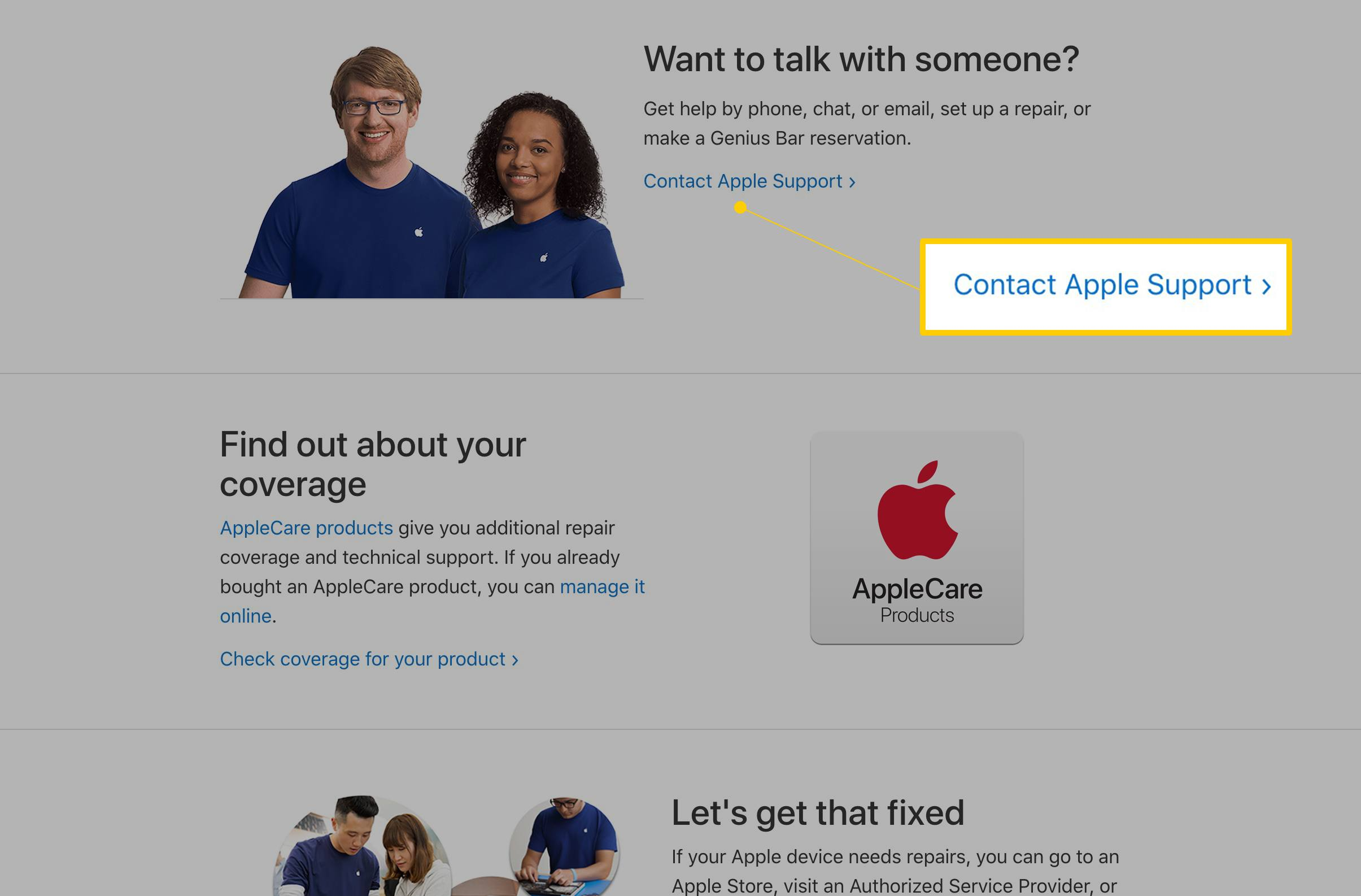How to Make an Apple Genius Bar Appointment - photo#9