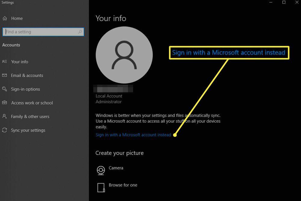 Cách Thay Đổi Ảnh Tài Khoản Người Dùng Trong Windows 10 - HUY AN PHÁT