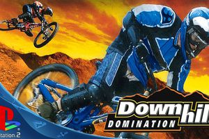 The Downhill Domination cover art