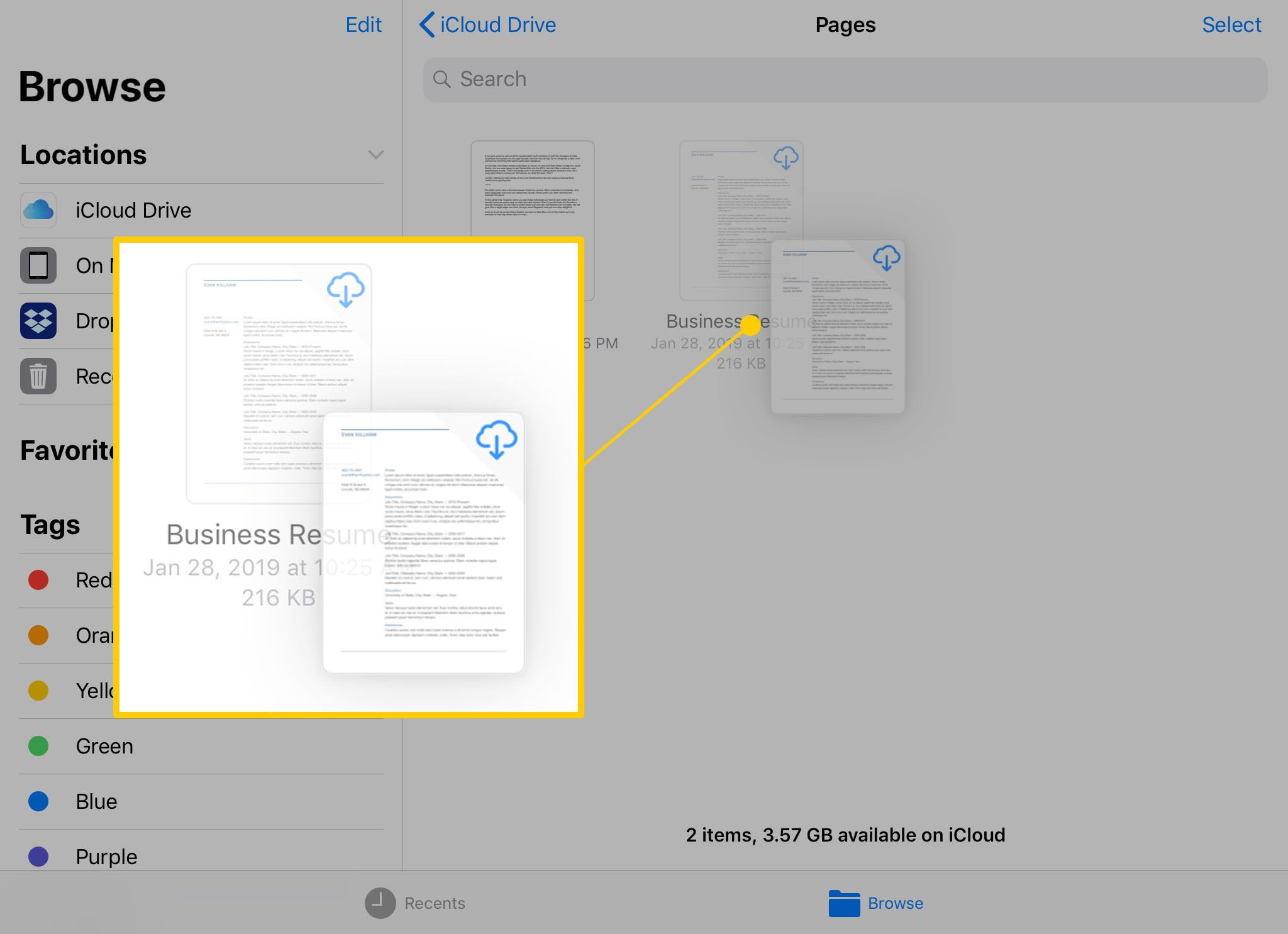 How to Manage Files on Your iPhone or iPad