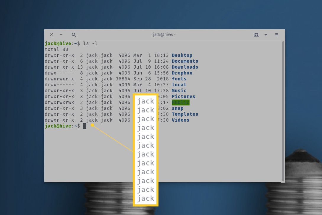How to Use The Chown Command On Linux