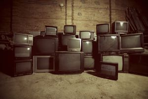 Recycle TVs
