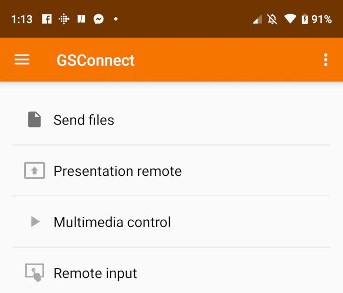 How to Transfer Android Files To A Linux Desktop