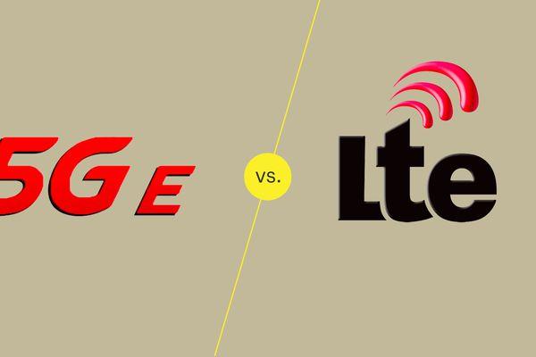 5GE vs LTE